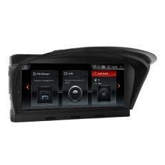 BMW 3 széria E90,E91,E92,E93 (2006-2009) BMW 5 széria E60 (2003-2008) CCC gyári rendszerrel kompatibilis Navigációs android autó multimédia