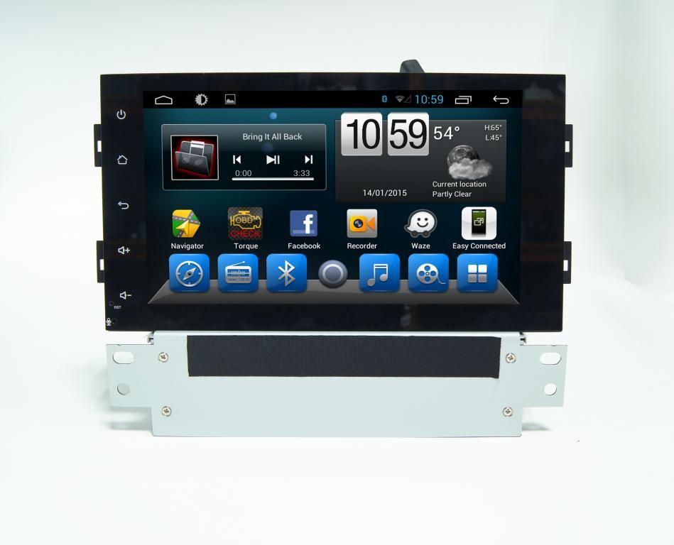 Peugeot 308 2013+ Navigációs android autó multimédia