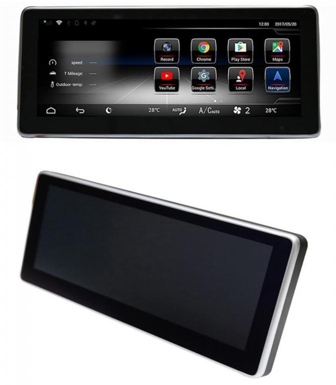 Mercedes CLA 2013-2015 NTG 4.5 gyári rendszerrel kompatibilis Navigációs android autó multimédia